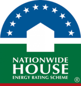 Nationwide house energy rating scheme logo