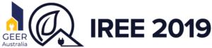 IREE 2019 Logo
